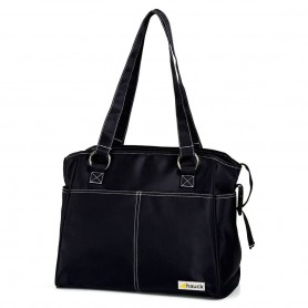 Hauck - City Bag Mamma Bag-Black