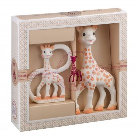 Sophie The Giraffe - Set of 2 Teether