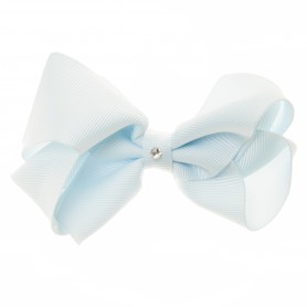 Dotty Daydreams - Clip Bow-LG