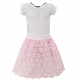 Balloon Chic  - Top and Skirt