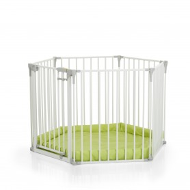 Hauck -  Baby Park-White Safety Accessories