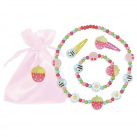 Vilac - Strawberry Jewelry