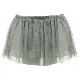 Miss Grant - Net Pleated Skirt