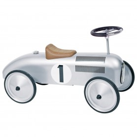 Goki -  Ride-on vehicle silver