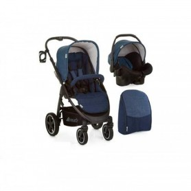 Hauck - Soul Plus SND+Boot Cover+Bag-Travel System