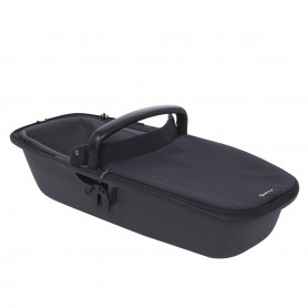 Quinny  - Zap LUX CarryCot Black On Graphite