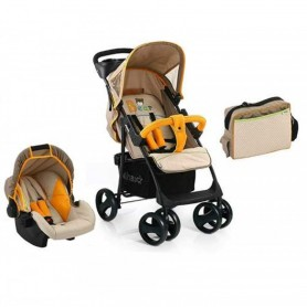 Hauck -  Shopper SLX SND + Bag / Bear Travel System