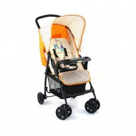 Hauck - Sport with Plastic Tray / Animals Stroller