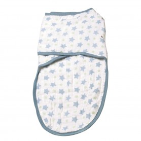 Aden+Anais - Classic Easy Swaddles Prince Charming- Star