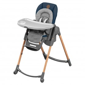 Maxi Cosi -  MINLA High Chair Essential Blue