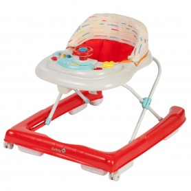 Safety 1st - Ludo Baby Walker Red Lines