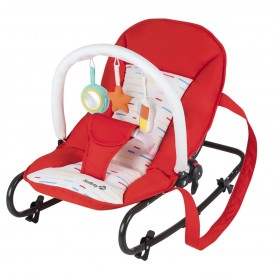 Safety 1st - Koala Bouncer Red Lines