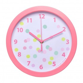A Little Lovely - Clock-Confetti
