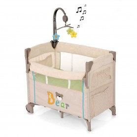 Hauck -  Dream n Care Center-Bear Travel Bed