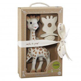 Sophie the Giraffe - Sophie & Chewing Rubber