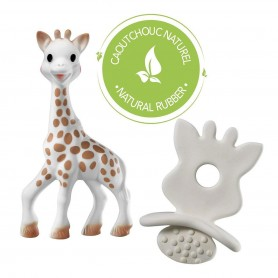 Sophie the Giraffe -   Sophie+Chewing Rubber So'Pure