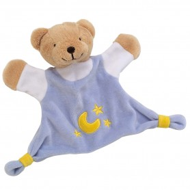 Goki - Cuddle bear (light blue)