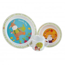 Moulin Roty - Baby dish set