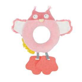 Moulin Roty - Owl ring rattle
