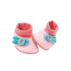 Moulin Roty - Mademoiselle slippers 0-6M