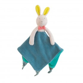 Moulin Roty - Rabbit comforter