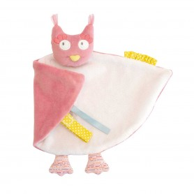 Moulin Roty - Owl comforter