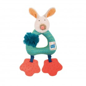 Moulin Roty - Dog Ring Rattle