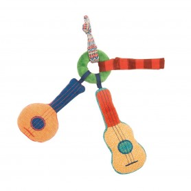 Moulin Roty - Guitar Rattle