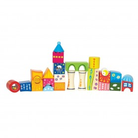 Hape - Fantasia Blocks Castle