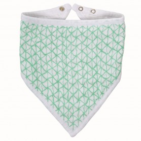 Aden+Anais - Classic Bandana Bib Around the World - Bamboo
