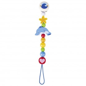 Hemess  -  Soother chain dolphin