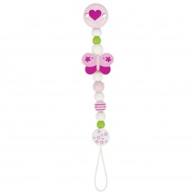 Hemess - Soother chain butterfly