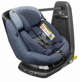 Maxi Cosi - AxissFix Plus car seat-Nomad Blue