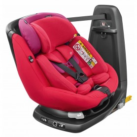 Maxi Cosi - AxissFix Plus car seat-Red Orchid