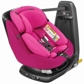Maxi Cosi - AxissFix Plus Car Seat-Frequency Pink