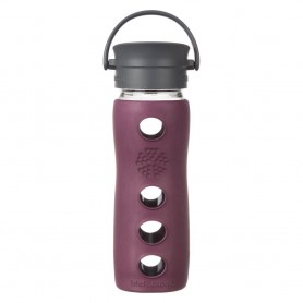 Lifefactory  - 16oz CAFE PLUM