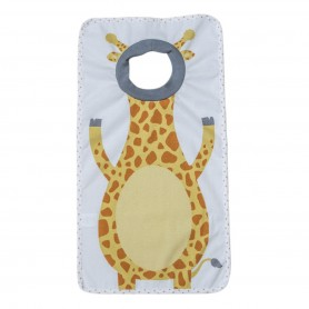 Little Champions - Big Bib Hurray Giraffe