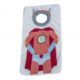 Little Champions - Big Bib Super Hero
