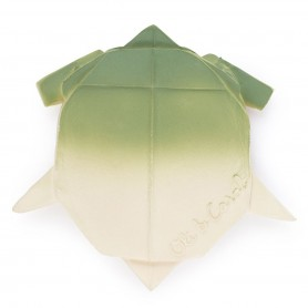 Oli & Carol - H2Origami Teether & Bath Toy-Turtle