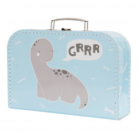 A Little Lovely - Suitcase Baby Brontosaurus