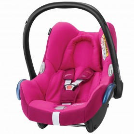Maxi Cosi - CabrioFix Car Seat-Frequency Pink