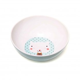 Petit Monkey - Bowl Bear Drops Blue