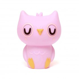 Petit Monkey - Owl Night Light