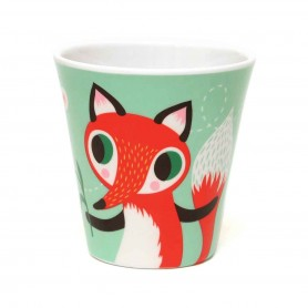 Petit Monkey - Cup Fox & Rabbit
