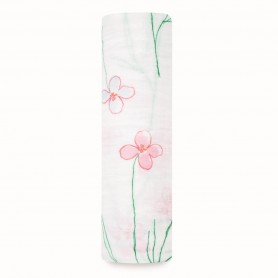 Aden+Anais - Classic Single Swaddle Forest Fantasy  Flowers