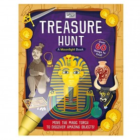 Sassi Junior  - Treasure Hunt A Moonlight Book