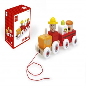 Scratch - Activity Tractor Charles