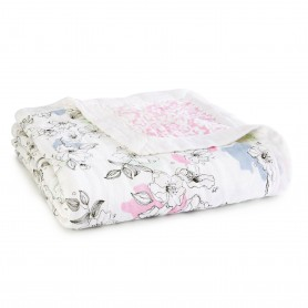 Aden+Anais - Silky Soft Dream Blanket Meadowlark