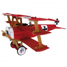 Sassi Junior  - Build An Airplane 3D