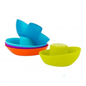 Boon - FLEET Stacking Boats-Multicolor